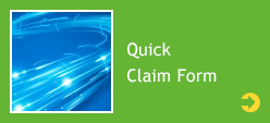 Quick Claim form