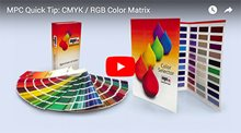 Find CMYK / RGB Values