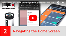 Navigating the Home Screen