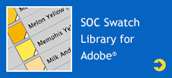 SOC Swatch Library for Adobe