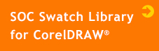 SOC Swatch Library for CorelDRAW